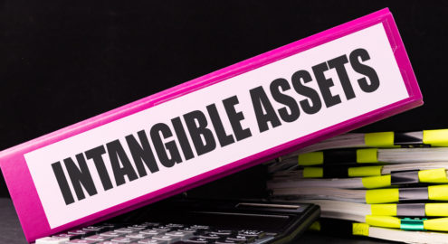 Intangible security assets